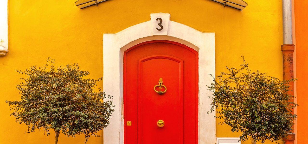 puerta entrada